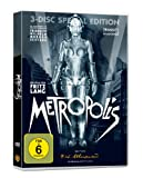 DVD * Metropolis (1926) [Import allemand]