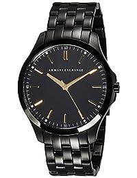 Armani Exchange AX2144 Watch, Men, Black