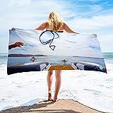 PhotoBeachTowel Pass the Handle Wakesurf Towel