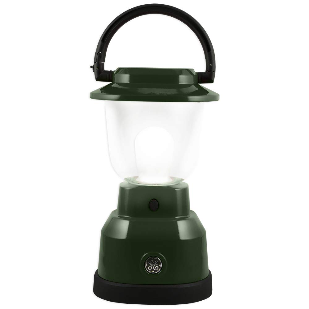 3 Light Levels 11016 Camping Ideal for Outdoors Hurricane Battery Operated 180 Hour Runtime Bright White Light Enbrighten LED Lantern 500 Lumens Storm Tornado /& Emergency Green Finish