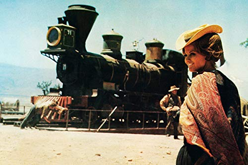Claudia Cardinale in C'era una volta il West Once Upon A Time In The West by 24x18 Poster