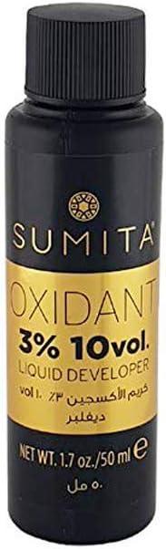 SUMITA Dye Developer, activador de oxígeno profesional para ...