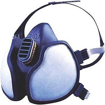 Mascarilla de seguridad 3M 4255+ FFA2P3 R D Filtros