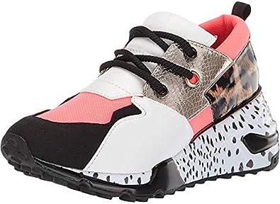 Steve Madden Cliff Sneaker Coral
