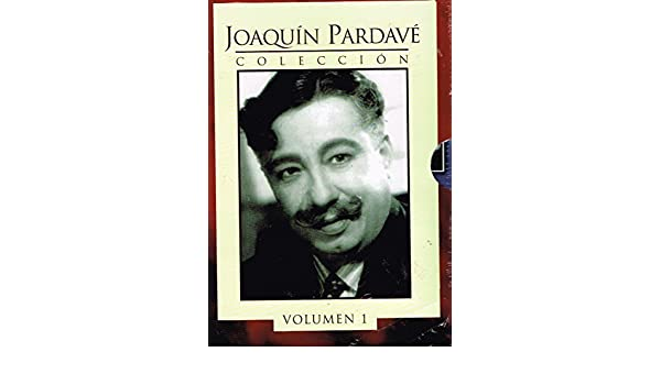 Amazon.com: JOAQUIN PARDAVE COLECCION VOL. 1