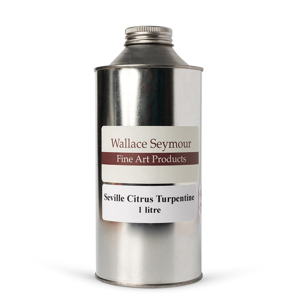 Wallace Seymour : Seville Citrus Turpentine : 1000ml : By Road Parcel Only