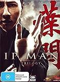 Ip Man Trilogy | Limited Edition | 4 Discs | NON-USA Format | PAL | Region 4 Import - Australia
