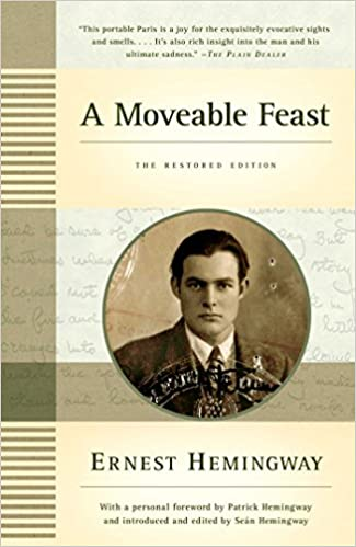 Amazon A Moveable Feast The Restored Edition Ebook Ernest