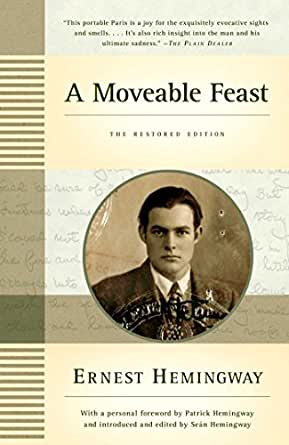ernest hemingways a moveable feast essay