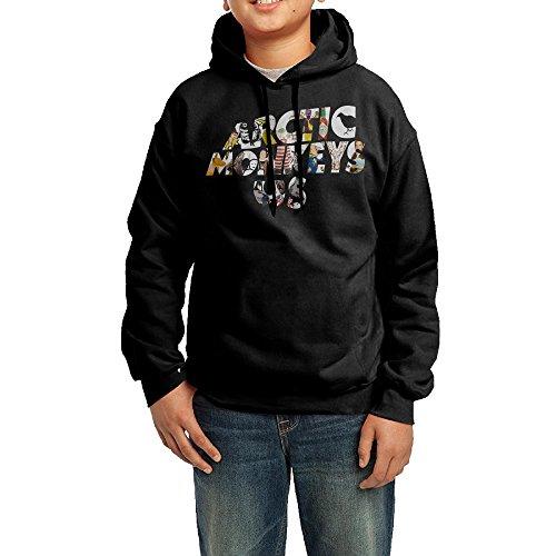 Boys/Girls Arctic Monkeys British Juniors Sweatshirts ()
