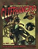 Gurps Cliffhangers, EDS Staff, 1556345895