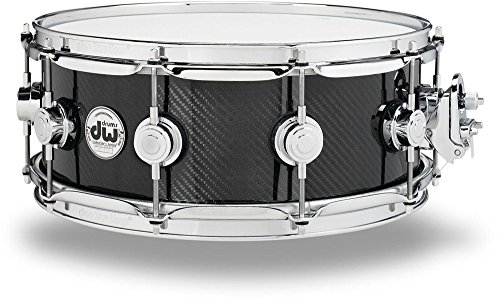 PDP Carbon Fiber Snare 14 x 6.5 in. by Drum Workshop