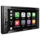 "Pioneer AVH-1400NEX 6.2"" Double-Din in-Dash Nex Dvd Receiver with Bluetooth, Apple Carplay and Siriusxm Ready"