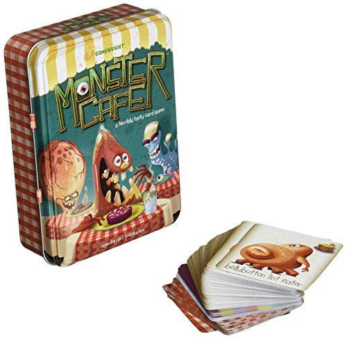 (Monster Café Card Game)