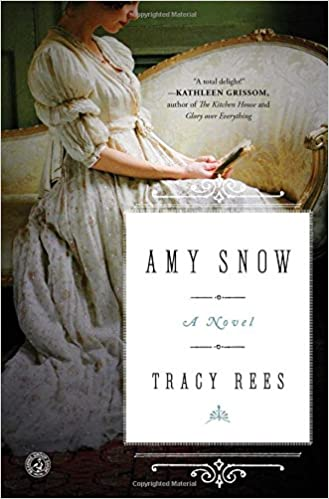 Amy Snow A Novel Tracy Rees 9781501128370 Amazon Books
