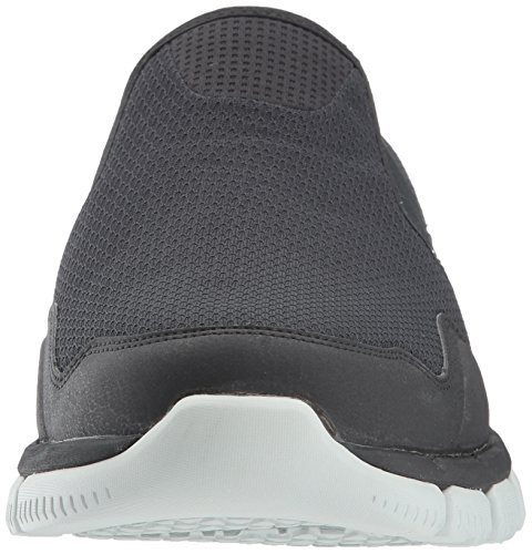 Skechers Sport Heren Skech Flex 2.0 Slip-on Loafer Zwart / Grijs