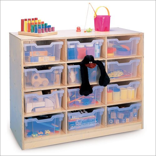 Gratnell Trays (Gratnell Clear-Tray Storage Cabinets)