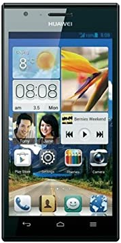 Huawei Ascend P2 - Smartphone libre Android (pantalla 4.7
