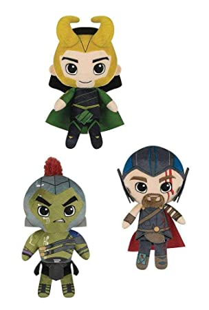 Funko Thor Ragnarok Plush Figure 20 cm Display (6) Peluches