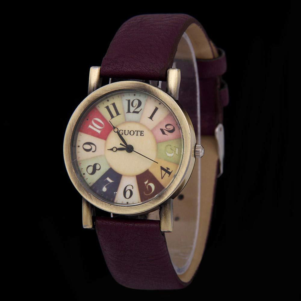 Powzz ornament Smartwatches Reloj Digital Retro, Correa Colorida ...