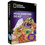 Mega Gemstone Mine - Dig Up 15 Real Gems with NATIONAL GEOGRAPHIC