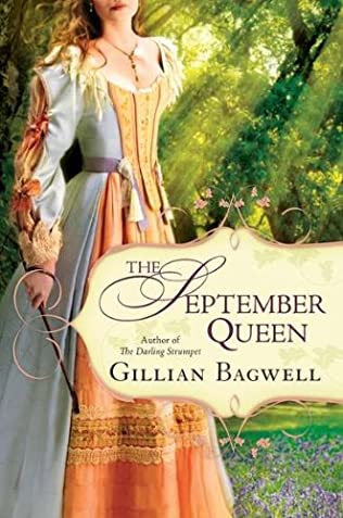 book cover of The September Queen