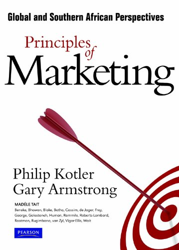 Download Principles of Marketing: Global and Southern African Perspectives pdf epub