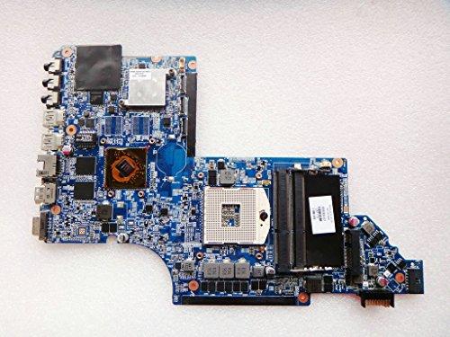 659093-001 for HP DV7 DV7-6000 laptop motherboard DV7T-6100 NOTEBOOK HM65 6490/1G 100% Tested (Hp Dv7 Laptop Motherboard)