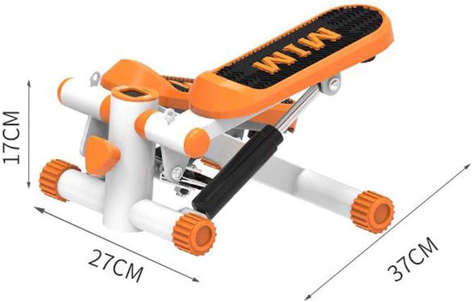 Resistencia Ajustable THH Ejercicios Stepper Escalera M/áquinas De Step Monitor De Pantalla Incorporado Silencioso Y Compacto Ensamblaje F/ácil