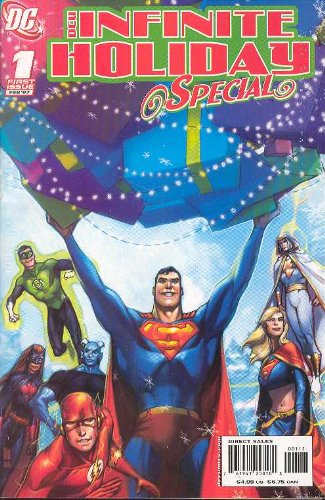 DCU Infinite Holiday Dc Comics No. 1 Feb. 2007 (A Hector Hammond Christmas, Special, First Issue) ()