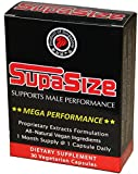 SupaSize for Super Size & Male Performance (30 Capsules)