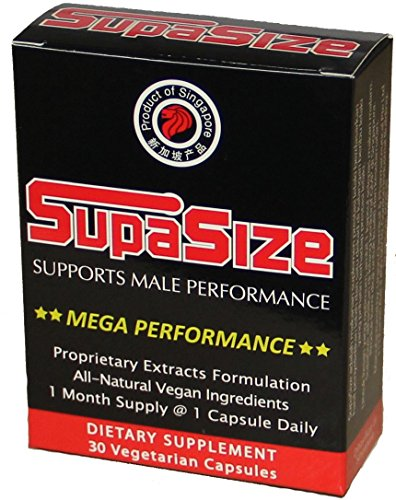 amazon com supasize for super size male performance 30