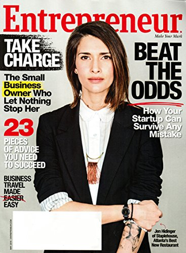 Entrepreneur - May 2016 (Beat the Odds, Business Startup)