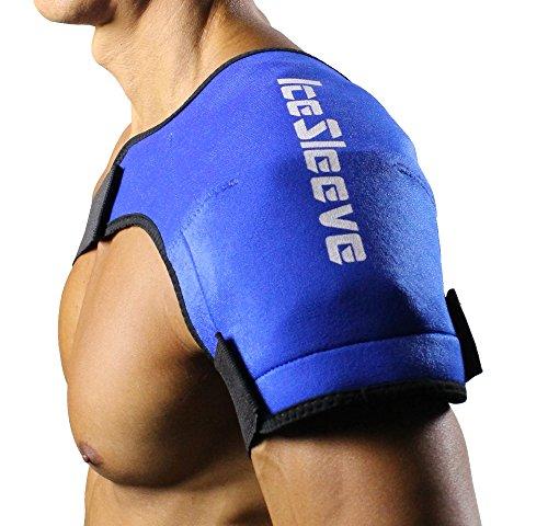 IceSleeve RH13B04 Shoulder Blue product image