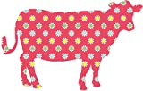 Brewster WPZ93886 Wall Pops Dakota the Cow from ZooWallogy