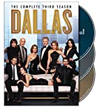 Dallas: The Complete Third And Final Season on DVD Jan 13