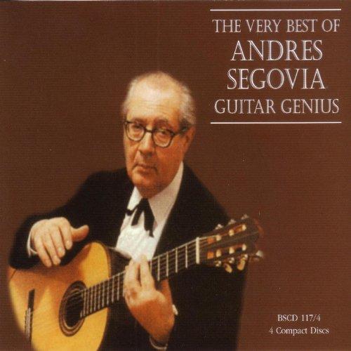 A.Segovia - Classic Album for Guitar Vol.10 ,Ongaku No ...