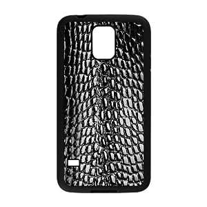 Samsung Galaxy S5 Cases C29129060068c4607798d4f373608409, Snake Cases Dustin, {Black}