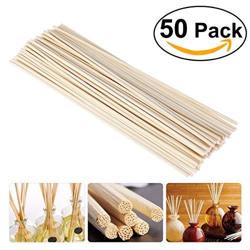Tinksky Diffuser Replacement Rattan Sticks