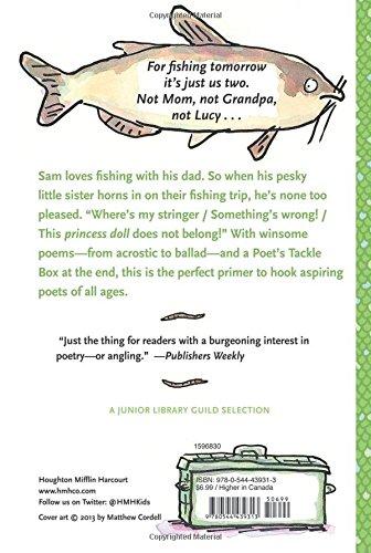 Amazon.com: Gone Fishing: A novel in verse (9780544439313): Tamera ...