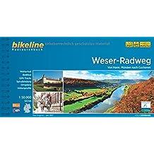 Weser Radweg Hann. Muenden - Cuxhaven: BIKE.485