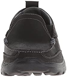 Skechers Kids 93892L Superior Gains Sneaker ,Black,13 M US Little Kid