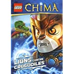 Lego-Legend-of-Chima-Lions-Contre-Crocodiles-Francese-Copertina-flessibile–14-novembre-2013