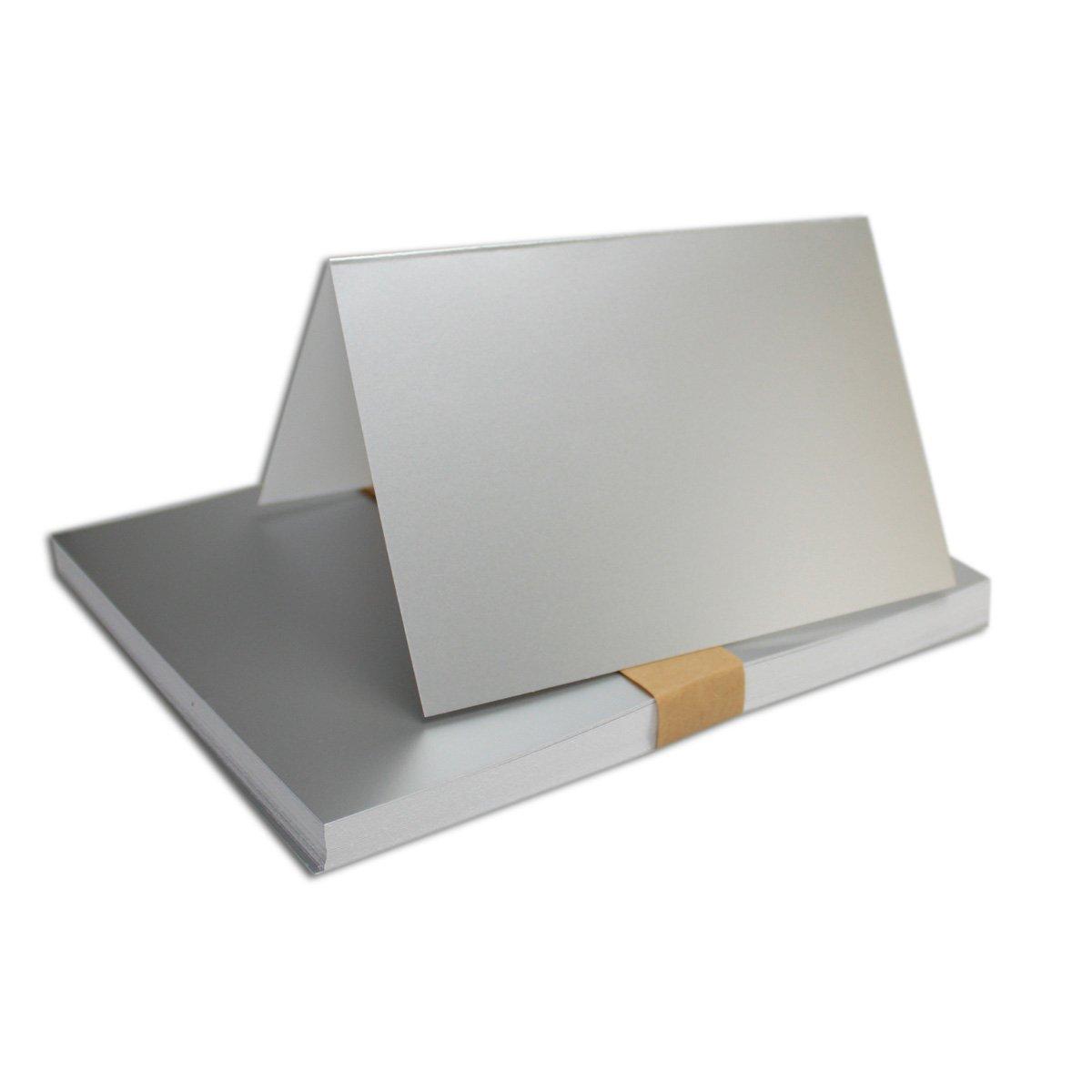 250x Falt-Karten DIN A6 Blanko Doppel-Karten in Hochweiß Kristallweiß -10,5 x 14,8 cm   Premium Qualität   FarbenFroh® B07C9H378J | Erschwinglich