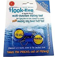 HOOK-EZE Smart Quick Knot Tool Fishing - Hook Tying &...