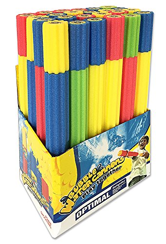 Oodles of Noodles Foam Noodle Water Blaster Large 22 inch Soaker 24 Pack - multi-colors by Oodles of Noodles