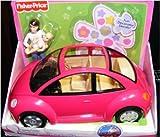 Fisher Price Loving Family Volkswagen New Beetle 2001