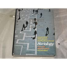 Sociology: A Text With Adapted Readings.