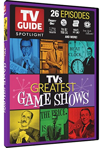 TV Guide Spotlight: TV's Greatest Game -