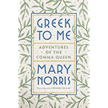 Greek to Me: Adventures of the Comma Queen